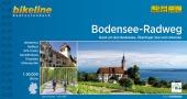 Bikeline Radtourenbuch Bodensee-Radweg