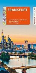 GO VISTA: Reiseführer Frankfurt am Main, m. 1 Karte