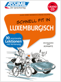 ASSiMiL Schnell fit in Luxemburgisch, m. Audio-CD