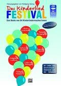 KinderliedFestival, m. 1 Audio-CD