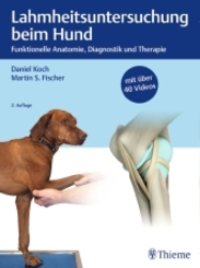 Lahmheitsuntersuchung beim Hund