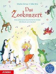 Das Zookonzert, m. 1 Audio-CD