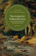 Norwegische Volksmärchen - Bd.I+II