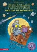 Ritter Rost und das Sternenschiff, m. Audio-CD