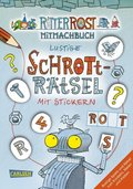 Ritter Rost Mitmachbuch: Lustige Schrott-Rätsel mit Stickern