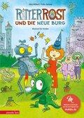 Ritter Rost 17: Ritter Rost und die neue Burg, m. 1 Audio-CD