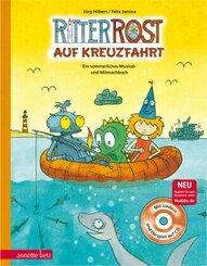 Ritter Rost auf Kreuzfahrt, m. Audio-CD