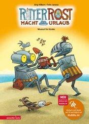 Ritter Rost macht Urlaub, m. Audio-CD