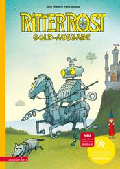 Ritter Rost, m. Audio-CD (Goldausgabe) - Bd.1