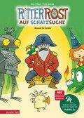Ritter Rost auf Schatzsuche, m. Audio-CD