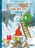 Ritter Rost und der Yeti, m. Audio-CD