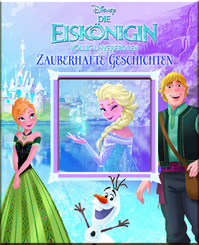 Disney Die Eiskönigin völlig unverfroren - Zauberhafte Geschichten