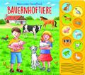 Mein erstes Soundbuch Bauernhoftiere