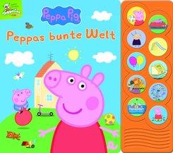 Peppa Pig - Peppas bunte Welt, m. Soundeffekten