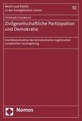 Zivilgesellschaftliche Partizipation und Demokratie