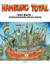 Hamburg total - Das Buch