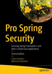 Pro Spring Security