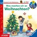 Wieso? Weshalb? Warum? junior - Was machen wir an Weihnachten?, 1 Audio-CD