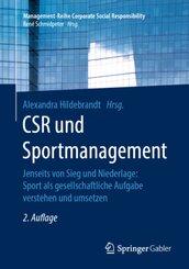 CSR und Sportmanagement; Fasc 30