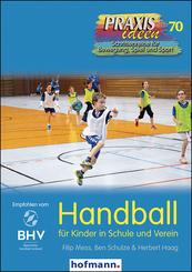 Handball für Kinder in Schule und Verein