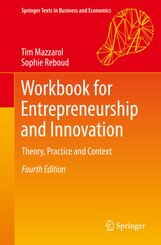Workbook for Entrepreneurship and Innovation