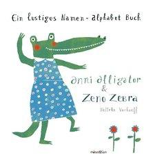 Anni Alligator & Zeno Zebra