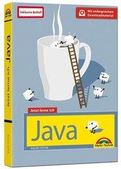 Jetzt lerne ich Java