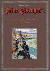 Prinz Eisenherz - Jahrgang 2017/2018