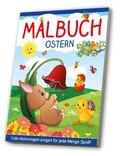 Malbuch Ostern - Nr.1