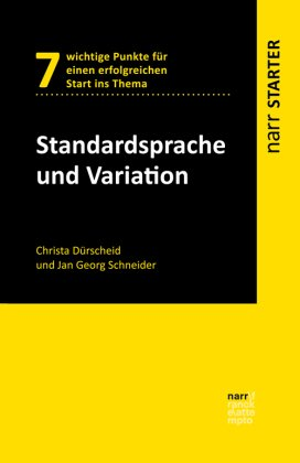 Standardsprache und Variation