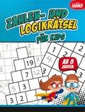Zahlen- und Logikrätsel für Kids