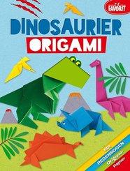 Dinosaurier-Origami
