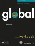 Global: Global Beginner / Workbook with Key and Audio-CD