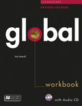 Global: Global Elementary / Workbook with Key and Audio-CD