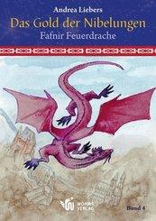 Das Gold der Nibelungen - Fafnir Feuerdrache