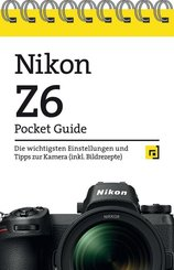Nikon Z6 Pocket Guide