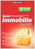 QuickImmobilie plus 2020, 1 CD-ROM