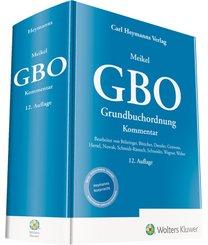 GBO, Grundbuchordnung, Kommentar; Band 12