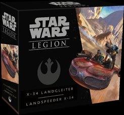 Star Wars Legion - X-34 Landgleiter (Spiel-Zubehör)