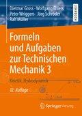 Formeln und Aufgaben zur Technischen Mechanik - Bd.3