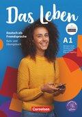 Das Leben - Deutsch als Fremdsprache - A1: Kurs- und Übungsbuch, Gesamtband