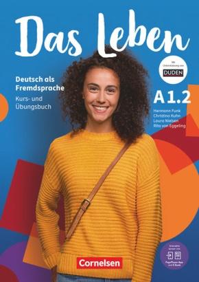 Das Leben - Deutsch als Fremdsprache - Allgemeine Ausgabe - A1: Teilband 2 - Tl.-Bd.2