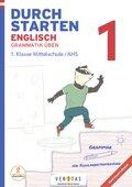 Durchstarten - Englisch Mittelschule/AHS - 1. Klasse - Grammatik