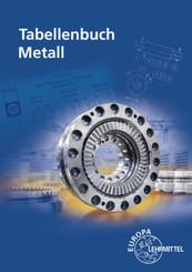 Tabellenbuch Metall, mit Formelsammlung
