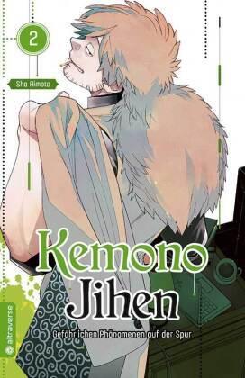 Kemono Jihen - Gefährlichen Phänomenen auf der Spur - Bd.2
