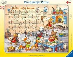 Backe, backe Kuchen (Kinderpuzzle)