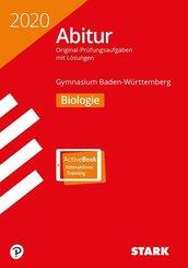 Abitur 2020 - Gymnasium Baden-Württemberg - Biologie