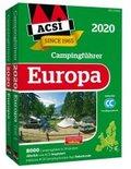 ACSI Internationaler Campingführer Europa 2020, 2 Bde.