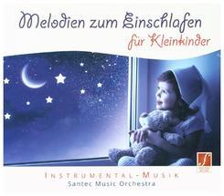 Melodien zum Einschlafen für Kleinkinder, 1 Audio-CD