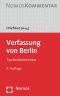Verfassung von Berlin, Taschenkommentar